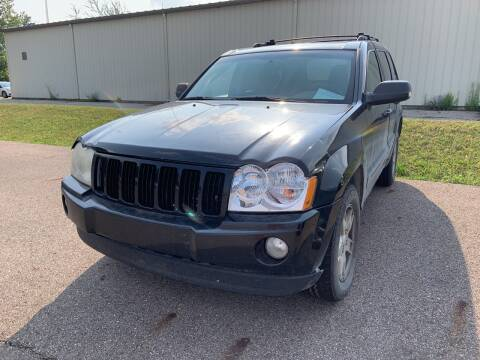 2005 Jeep Grand Cherokee for sale at Blake Hollenbeck Auto Sales in Greenville MI