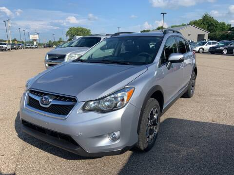 2015 Subaru XV Crosstrek for sale at Blake Hollenbeck Auto Sales in Greenville MI