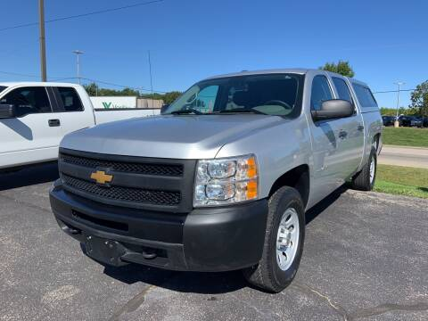 2013 Chevrolet Silverado 1500 for sale at Blake Hollenbeck Auto Sales in Greenville MI