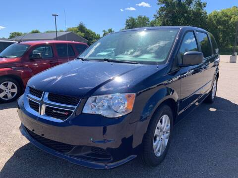 2016 Dodge Grand Caravan for sale at Blake Hollenbeck Auto Sales in Greenville MI