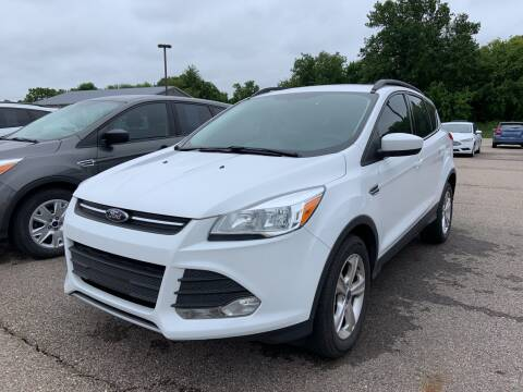 2015 Ford Escape for sale at Blake Hollenbeck Auto Sales in Greenville MI
