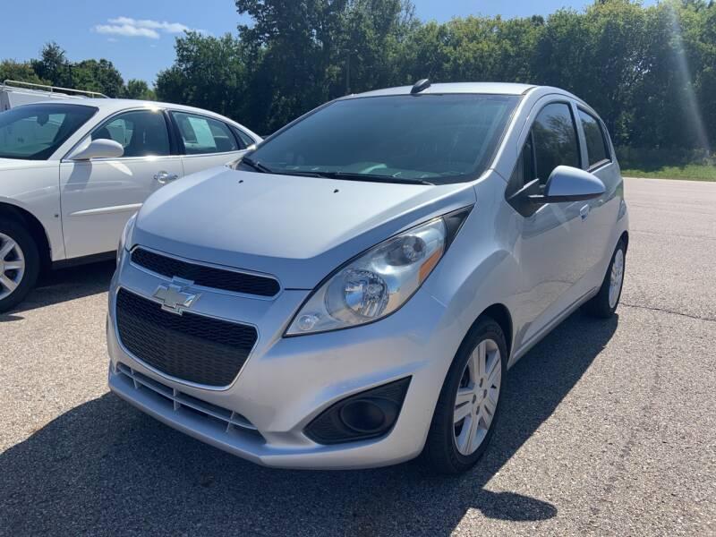 2015 Chevrolet Spark for sale at Blake Hollenbeck Auto Sales in Greenville MI