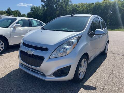 2015 Chevrolet Spark for sale at Blake Hollenbeck Auto Sales in Greenville MI