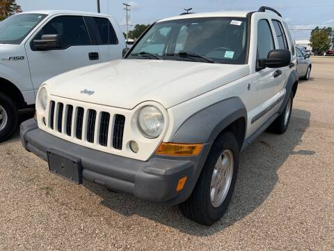2007 Jeep Liberty for sale at Blake Hollenbeck Auto Sales in Greenville MI
