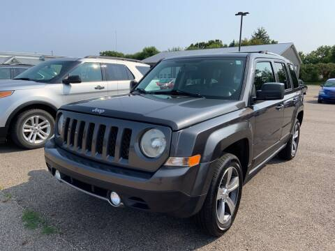 2016 Jeep Patriot for sale at Blake Hollenbeck Auto Sales in Greenville MI