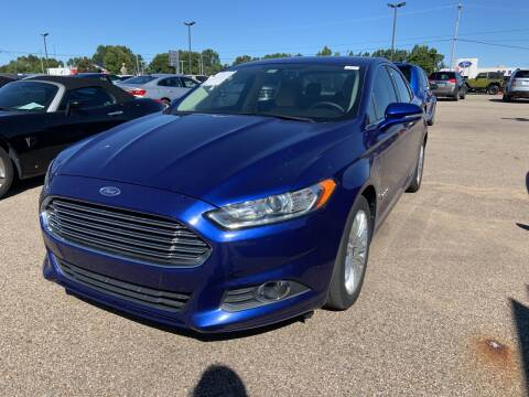 2013 Ford Fusion Energi for sale at Blake Hollenbeck Auto Sales in Greenville MI