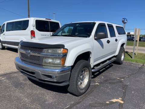 2005 Chevrolet Colorado for sale at Blake Hollenbeck Auto Sales in Greenville MI