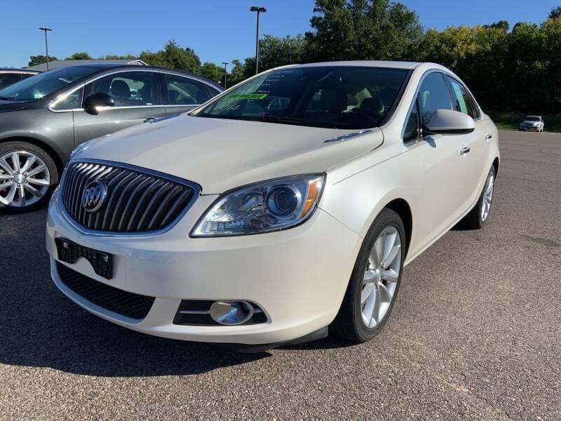 2014 Buick Verano for sale at Blake Hollenbeck Auto Sales in Greenville MI