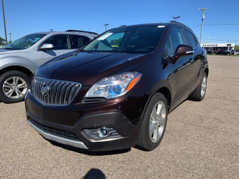 2016 Buick Encore for sale at Blake Hollenbeck Auto Sales in Greenville MI