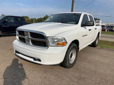 2011 RAM Ram Pickup 1500 for sale at Blake Hollenbeck Auto Sales in Greenville MI