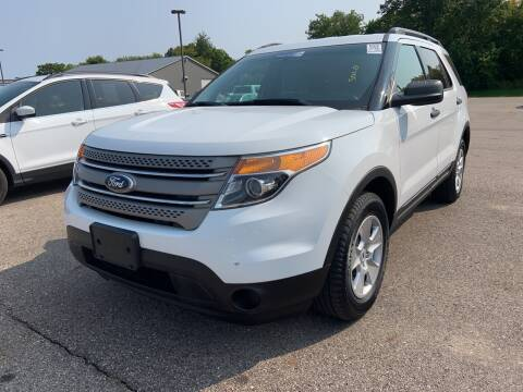 2013 Ford Explorer for sale at Blake Hollenbeck Auto Sales in Greenville MI