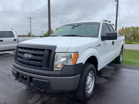 2011 Ford F-150 for sale at Blake Hollenbeck Auto Sales in Greenville MI