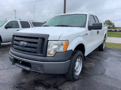 2010 Ford F-150 for sale at Blake Hollenbeck Auto Sales in Greenville MI