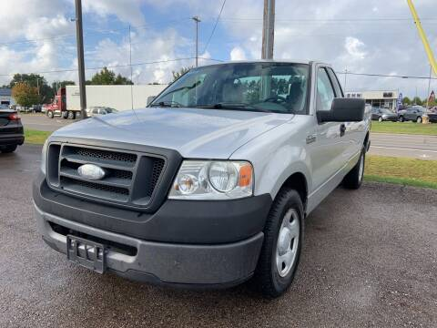 2007 Ford F-150 for sale at Blake Hollenbeck Auto Sales in Greenville MI