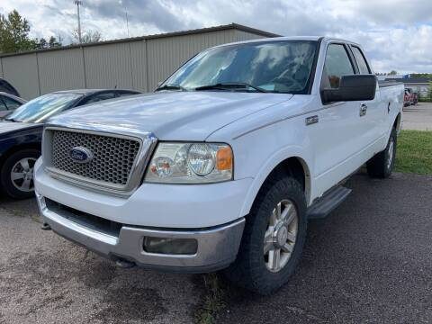 2004 Ford F-150 for sale at Blake Hollenbeck Auto Sales in Greenville MI