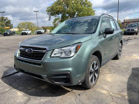 2017 Subaru Forester for sale at Blake Hollenbeck Auto Sales in Greenville MI