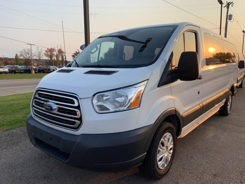 2017 Ford Transit Passenger for sale at Blake Hollenbeck Auto Sales in Greenville MI