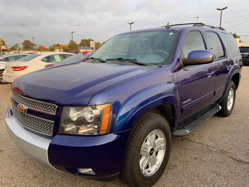 2010 Chevrolet Tahoe for sale at Blake Hollenbeck Auto Sales in Greenville MI