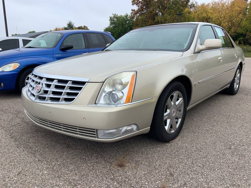 2007 Cadillac DTS for sale at Blake Hollenbeck Auto Sales in Greenville MI