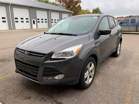 2016 Ford Escape for sale at Blake Hollenbeck Auto Sales in Greenville MI