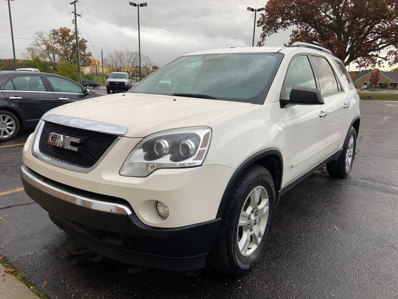 2009 GMC Acadia for sale at Blake Hollenbeck Auto Sales in Greenville MI