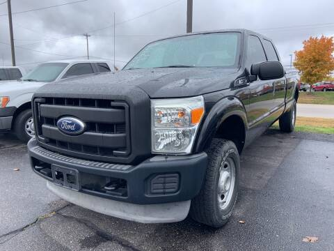 2011 Ford F-250 Super Duty for sale at Blake Hollenbeck Auto Sales in Greenville MI