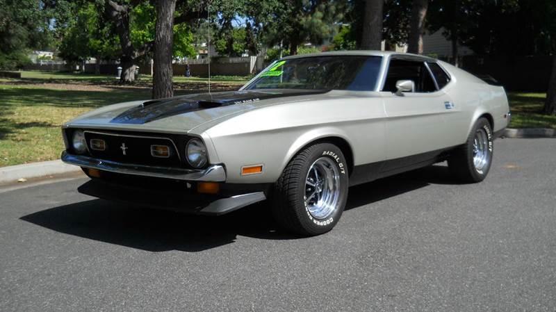 1972 Ford Mustang In Thousand Oaks Ca Allen Motors Inc
