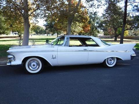 1961 chrysler imperial for sale for Allen motors thousand oaks