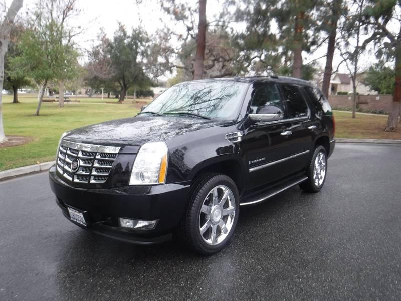 2008 Cadillac Escalade Platinum Edition In Thousand Oaks Ca Allen