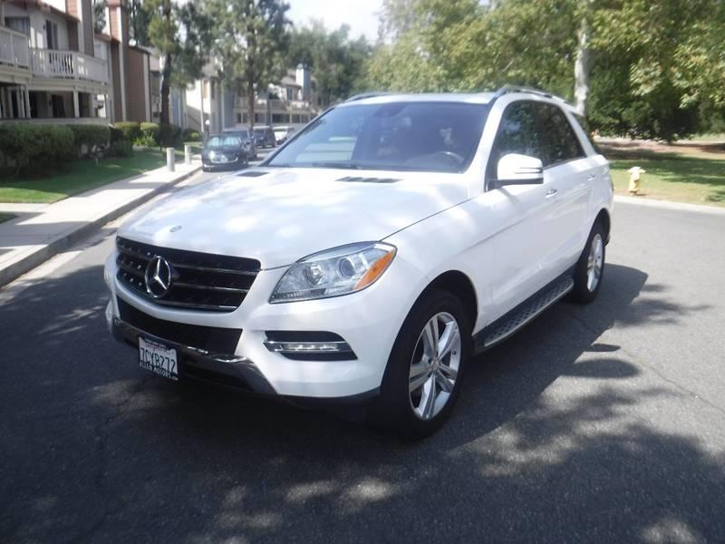 2014 Mercedes Benz M Class For Sale At Allen Motors, Inc. In