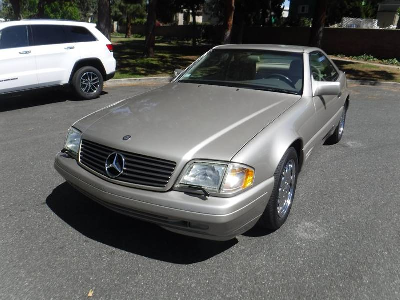 Awesome 1996 Mercedes Benz SL Class For Sale At Allen Motors, Inc. In