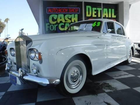 1963 Rolls-Royce Silver Cloud 3 for sale in Thousand Oaks, CA