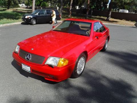 Mercedes benz 300 class for sale for Allen motors thousand oaks