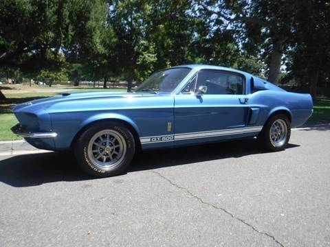 1967 Shelby Gt500 Eleanor >> 1967 Shelby Gt500 For Sale In Thousand Oaks Ca