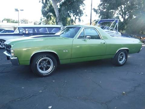 1971 Chevrolet El Camino for sale in Thousand Oaks, CA