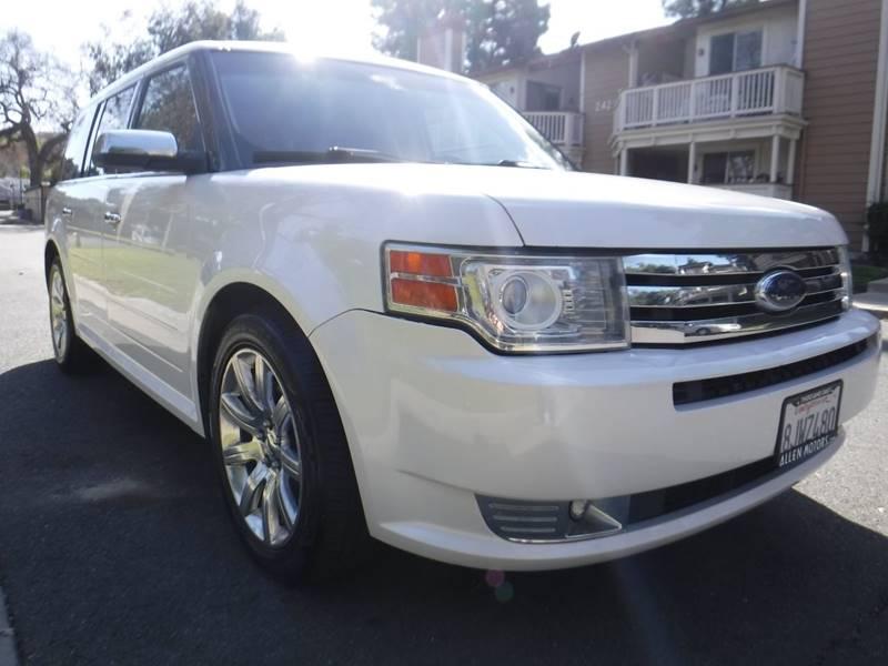 2010 Ford Flex Limited (image 2)