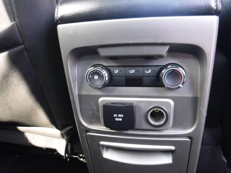 2010 Ford Flex Limited (image 13)