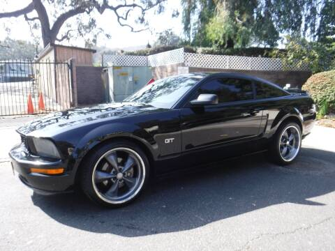 2007 Ford Mustang for sale at Allen Motors, Inc. in Thousand Oaks CA