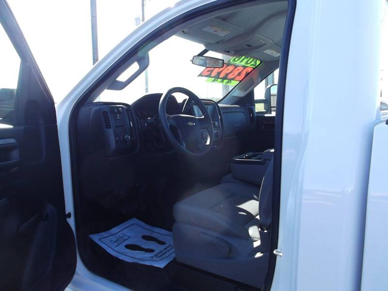 2016 Chevrolet Silverado 2500HD 4x4 Work Truck 2dr Regular Cab LB - Edgerton OH