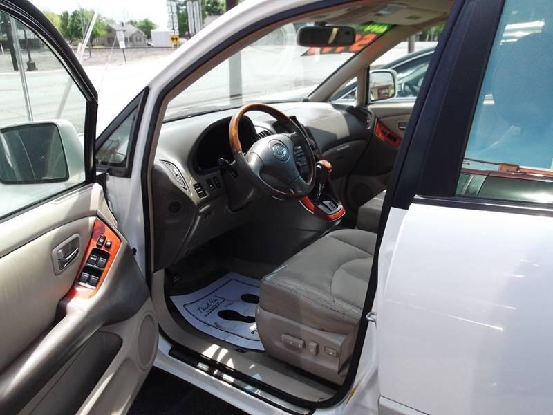 2002 Lexus RX 300 AWD 4dr SUV - Edgerton OH