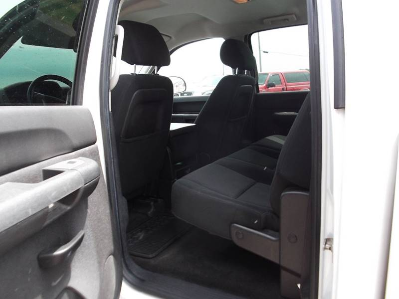 2011 Chevrolet Silverado 1500 4x4 LT 4dr Crew Cab 5.8 ft. SB - Edgerton OH