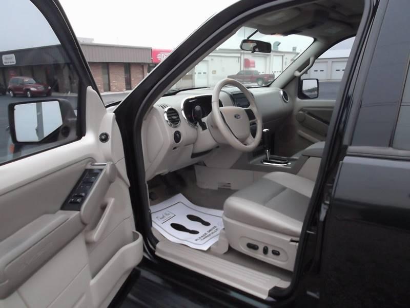 2006 Ford Explorer XLT 4dr SUV 4WD w/V6 - Edgerton OH