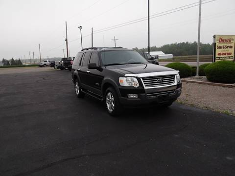 2006 Ford Explorer for sale in Edgerton, OH