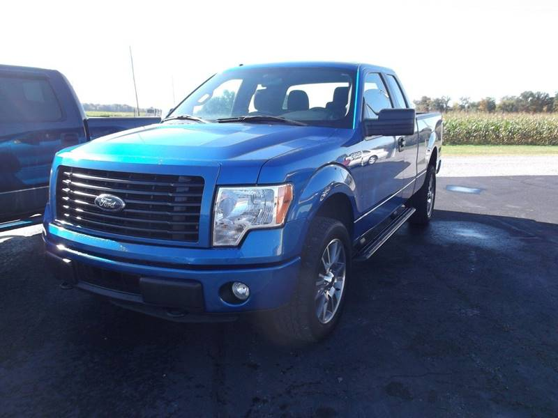 Ford Used Cars Pickup Trucks For Sale Edgerton Dietsch Sales & Svc Inc