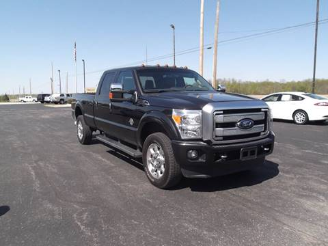 2016 Ford F-350 Super Duty for sale at Dietsch Sales & Svc Inc in Edgerton OH
