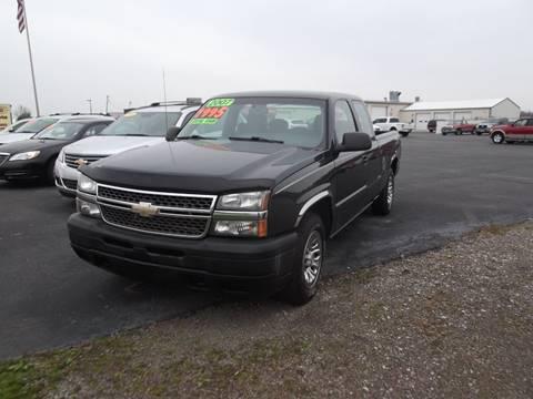 2007 Chevrolet Silverado 1500 Classic for sale in Edgerton, OH