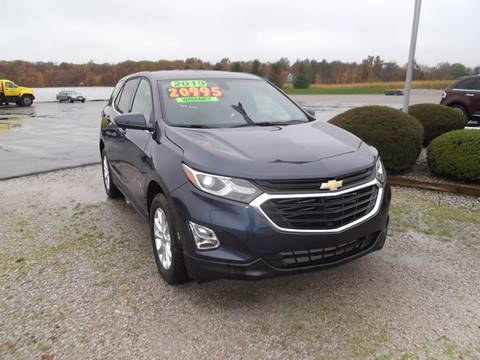 2019 Chevrolet Equinox for sale in Edgerton, OH
