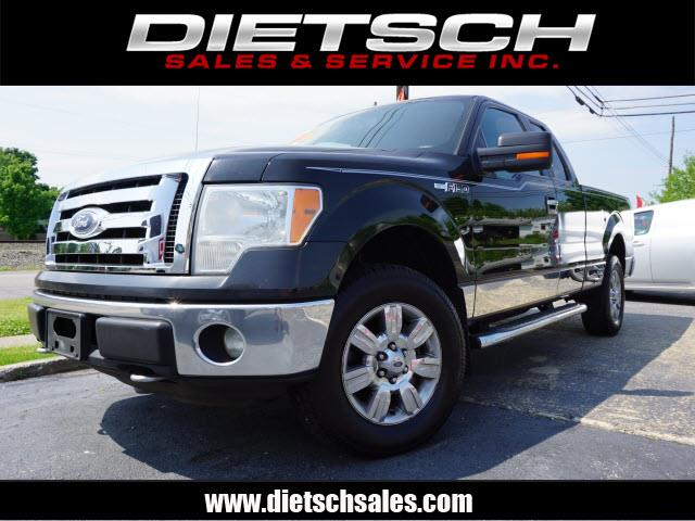 2011 Ford F-150 4x4 XLT 4dr SuperCab Styleside 6.5 ft. SB - Edgerton OH