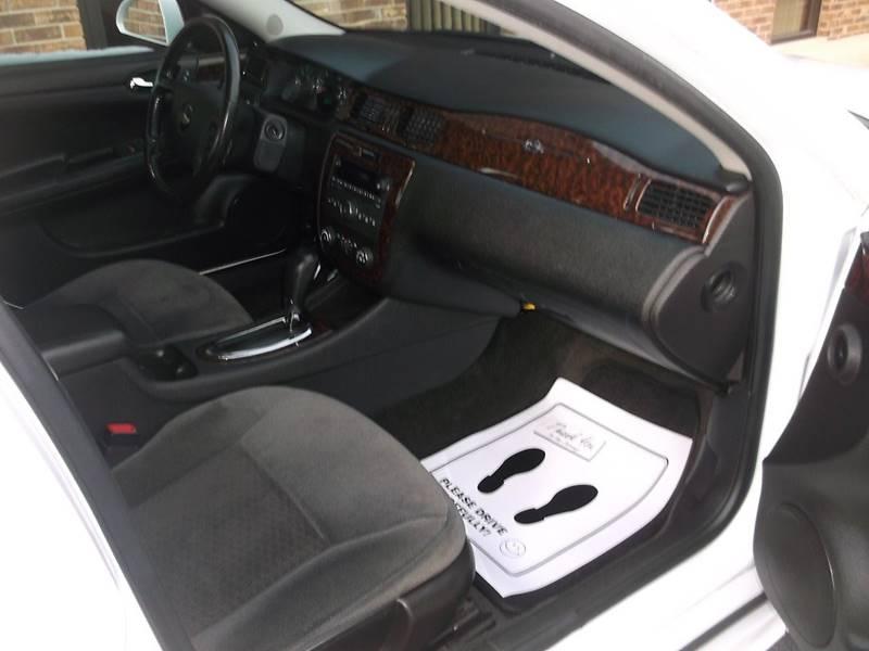2012 Chevrolet Impala LT Fleet 4dr Sedan - Edgerton OH