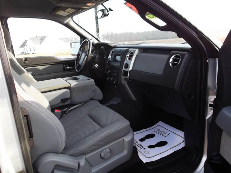 2014 Ford F-150 4x2 XLT 4dr SuperCab Styleside 6.5 ft. SB - Edgerton OH